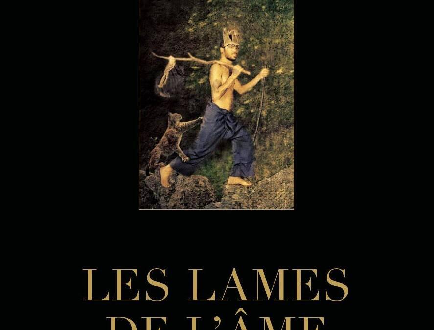 Livre d'Artiste : «Les lames de l'âme»