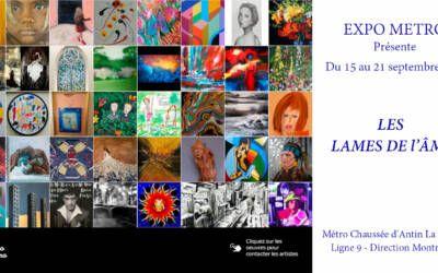 Expo Metro | 15 – 21/09 2020 | Paris Metropolitain