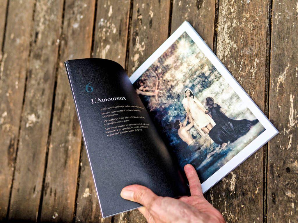 Livre : Les lames de l'âme | Photos de Justine Darmon