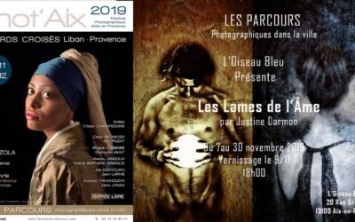 Les lames de l'âme | Phot'Aix | 7/11 – 28/12 2019
