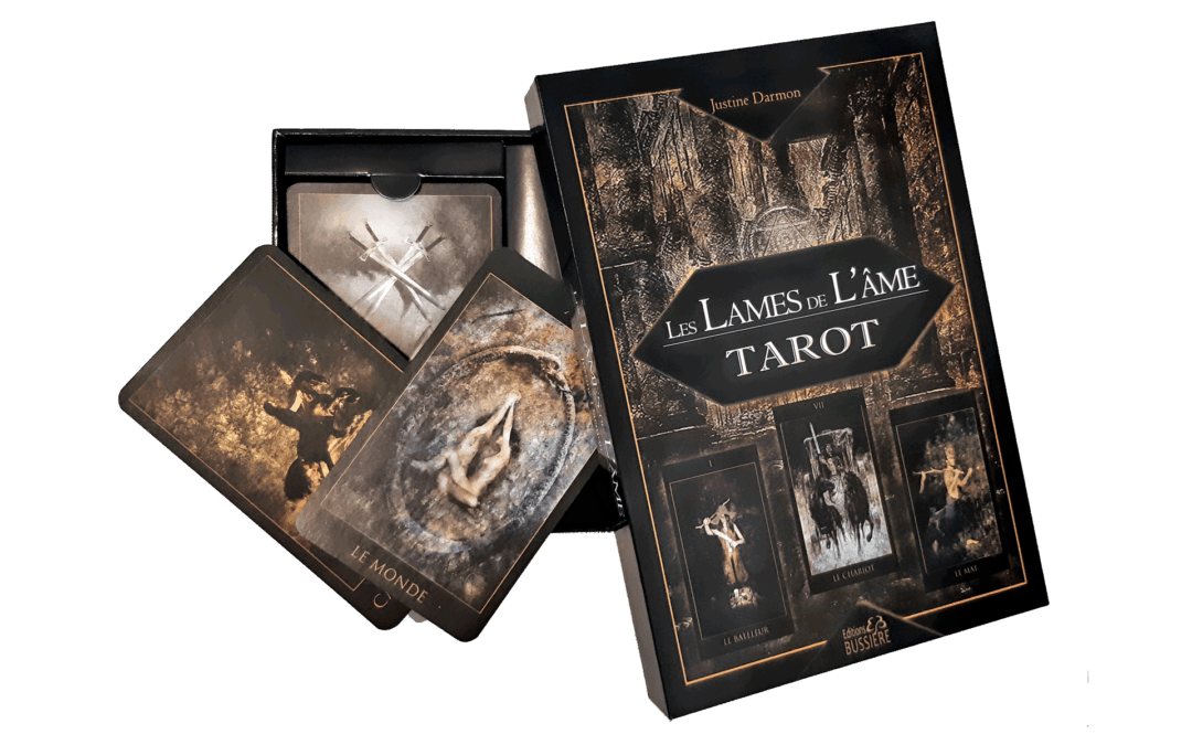 Edition de mon jeu de Tarot divinatoire