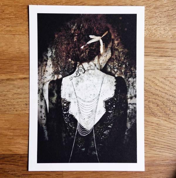 Coffret d'artiste Les lames de L'Âme par Justine Darmon