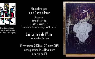 Musée de la carte à jouer | 14/11 2020 – 28/03 2021