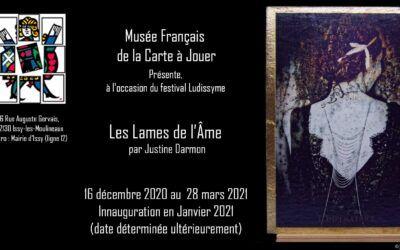 Musée de la carte à jouer | 16/12 2020 – 28/03 2021