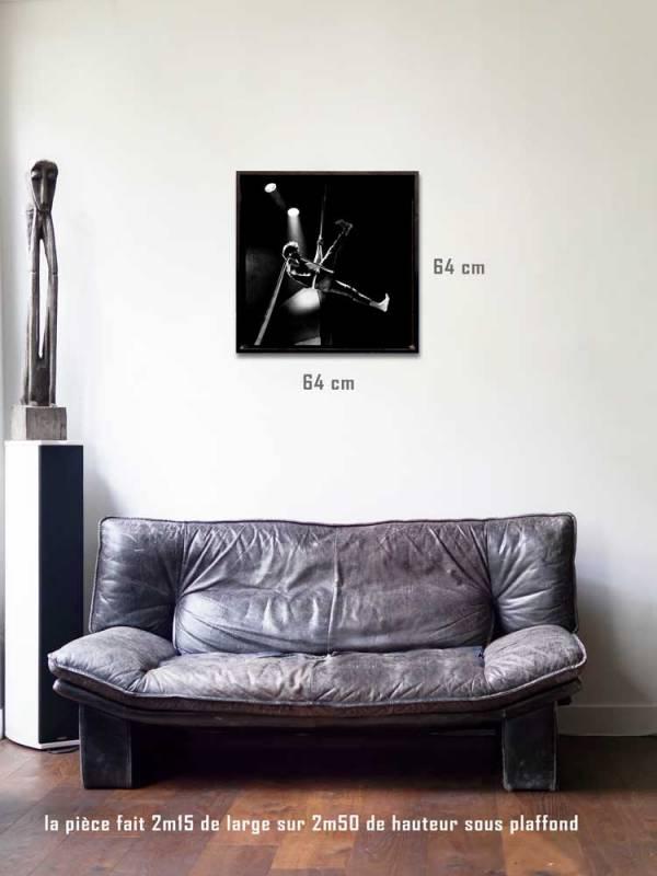 Arachné-tirages 60 x 60 us-box-Série Music Spirit par Justine Darmon