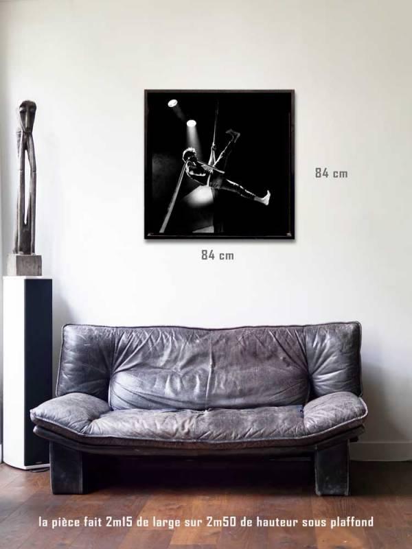 Arachné-tirages 80 x 80 us-box-Série Music Spirit par Justine Darmon