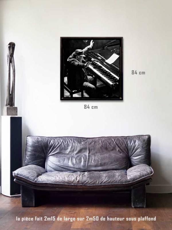 Consécration tirages 80 x 80 us-box-Série Music Spirit par Justine Darmon