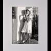 La jeune fille au foulard, Série au delà des couleurs par Justine Darmon