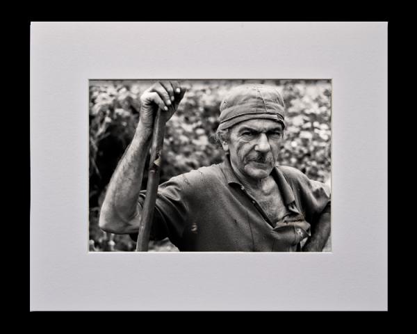Le charbonnier, Série au delà des couleurs par Justine Darmon