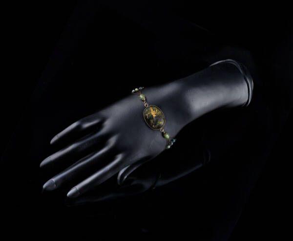 Les Bijoux des lames par Justine Darmon