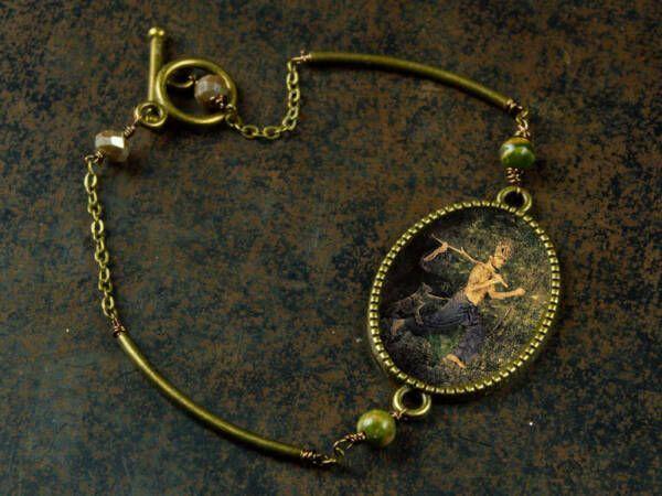 Bracelet N14, les bijoux des lames du Tarot