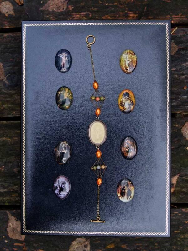 Bracelet n2, Les bijoux des lames du tarot
