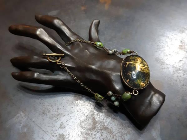 Bracelet n 1 bijoux des lames