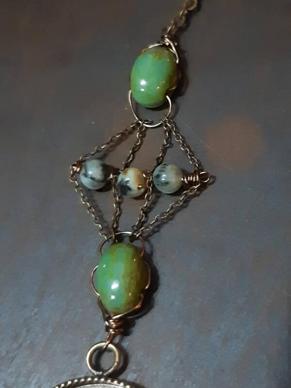 Détail bracelet N1, les bijoux des Lames