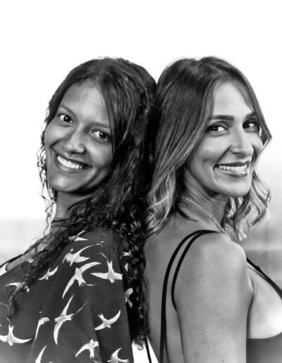 Portrait Duo par Justine Darmon