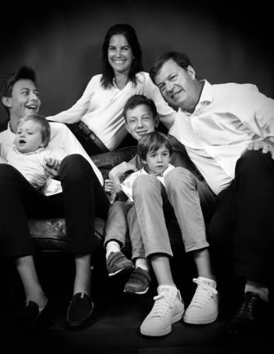 Portrait de famille par Justine Darmon