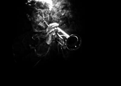 """Série """"Music'spirit"""" par Justine Darmon"""
